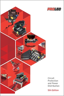 Prolec Automotive Circuit Protection Catalogue
