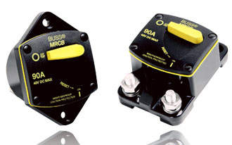 Bussmann circuit breakers (Marine Rated)