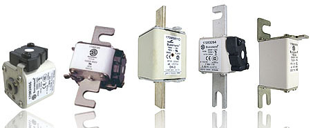 Bussmann Fuses (Square Body High Speed)